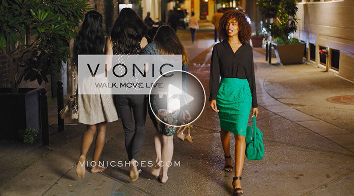 Vionic Shoes: The Science of Style