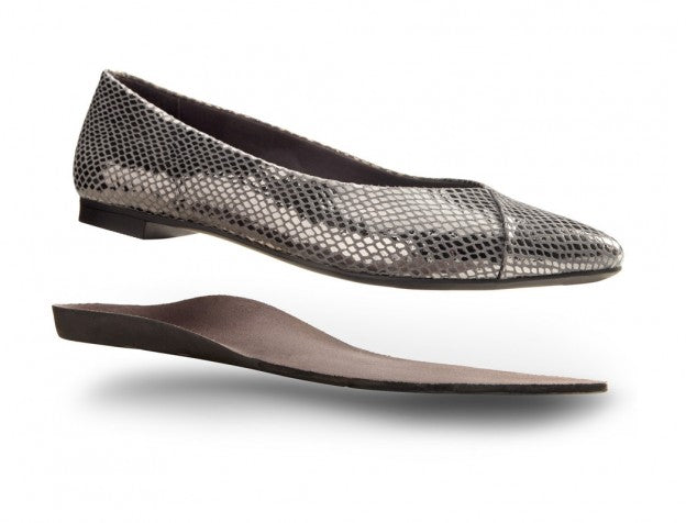 Vionic Caballo Pointed Toe Ballet Flat with Arch Support