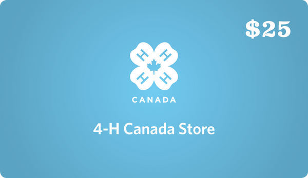 4-H STORE GIFT CARD