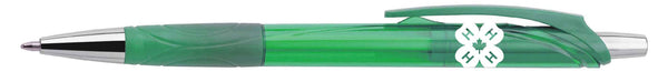 CLEAR GREEN PEN