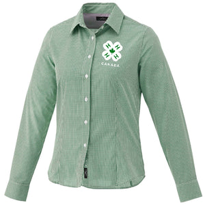 Quinlan Full Button Shirt - Women's