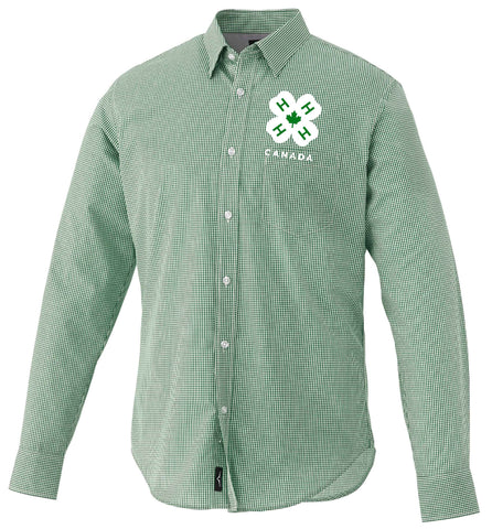 QUINLAN FULL BUTTON SHIRT - MEN'S