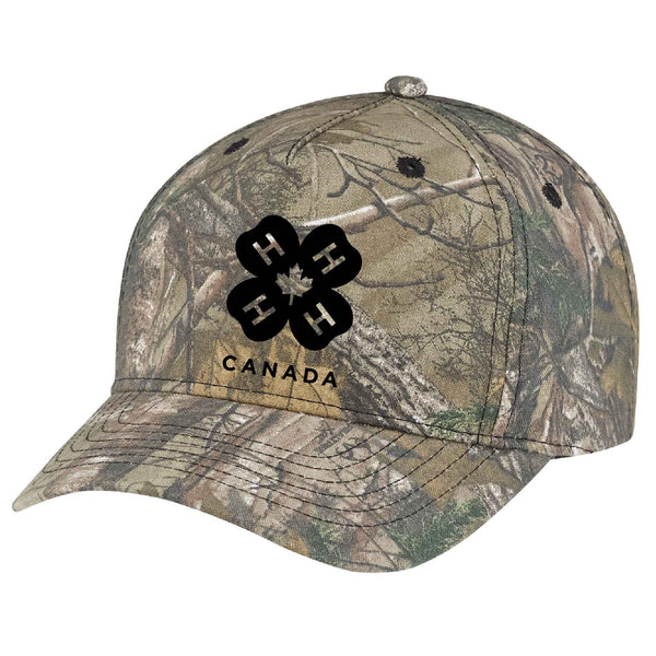 REALTREE-XTRA® CAMO BALL CAP
