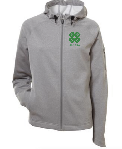 4-H LADIES HOODED JACKET