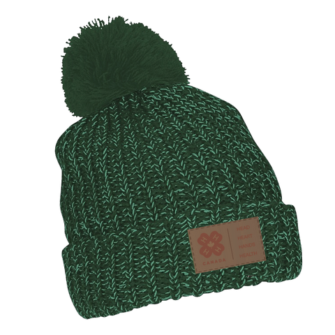 2019 Exclusive Show Your 4-H Colours Toque