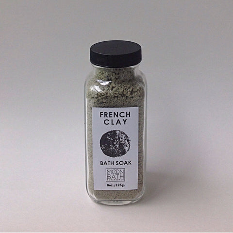 French Clay Bath Soak