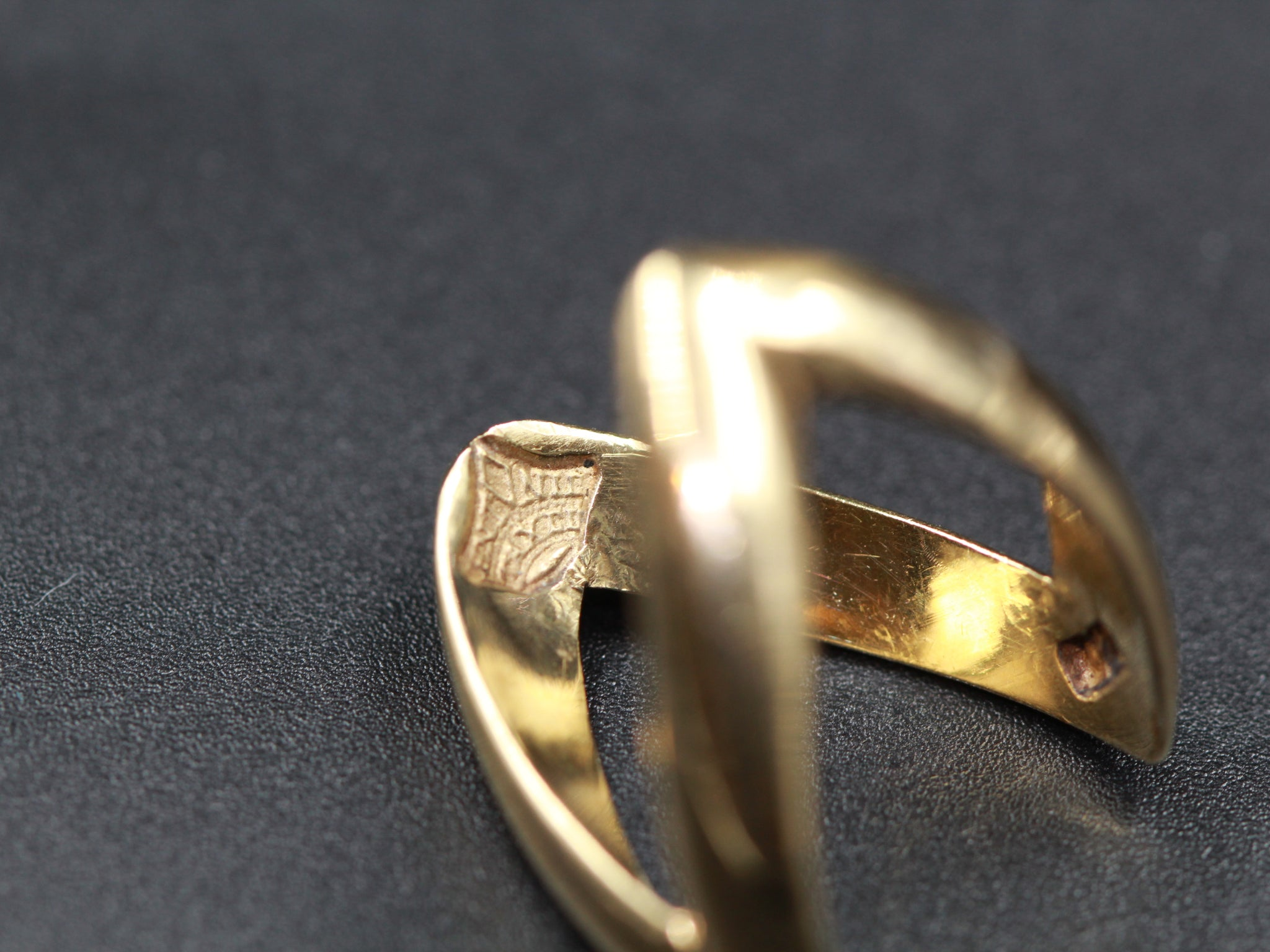 Antonio Pineda Taxco Gold Ring