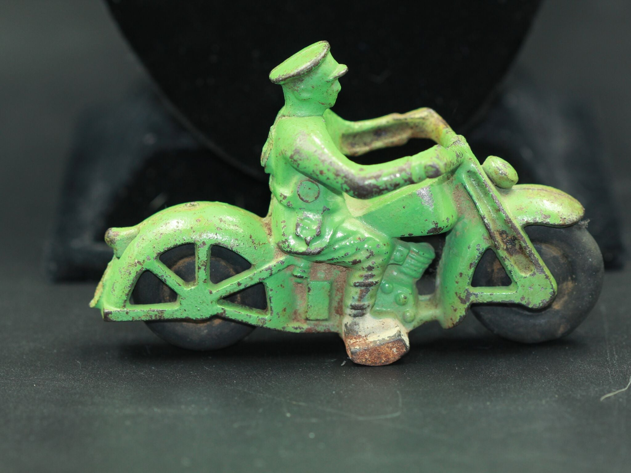 Hubley Toy Motorcycle