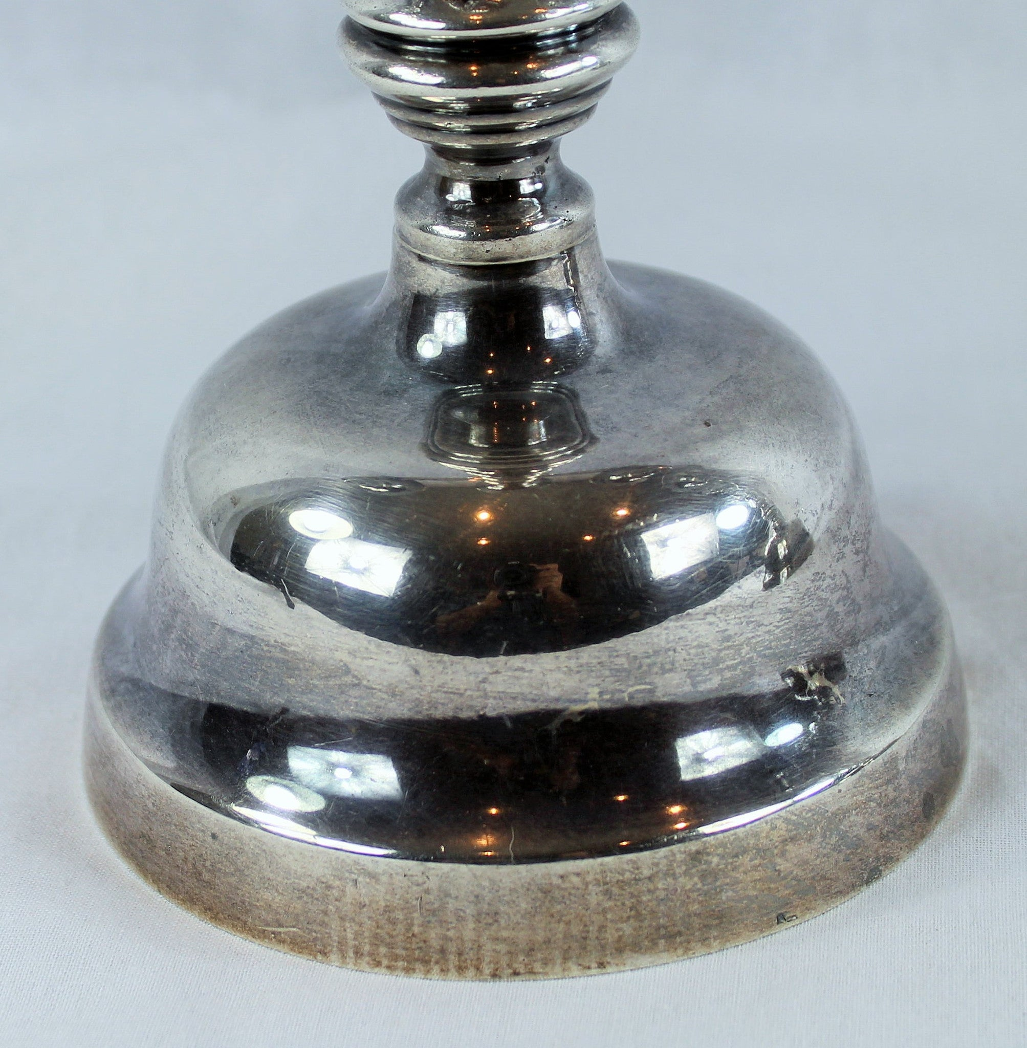 Marciel Silver Company Three Light Candleapra Mark Sterling Taxco, Mexico