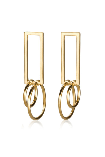 Bobbi Earrings / gold