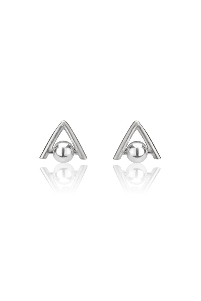 Suzie Earrings / sterling silver