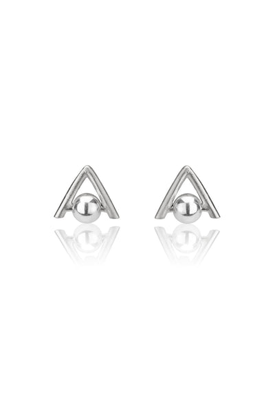 Suzie Earrings / sterling silver 50% off