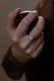 Audrey Ring / diamond engagement ring