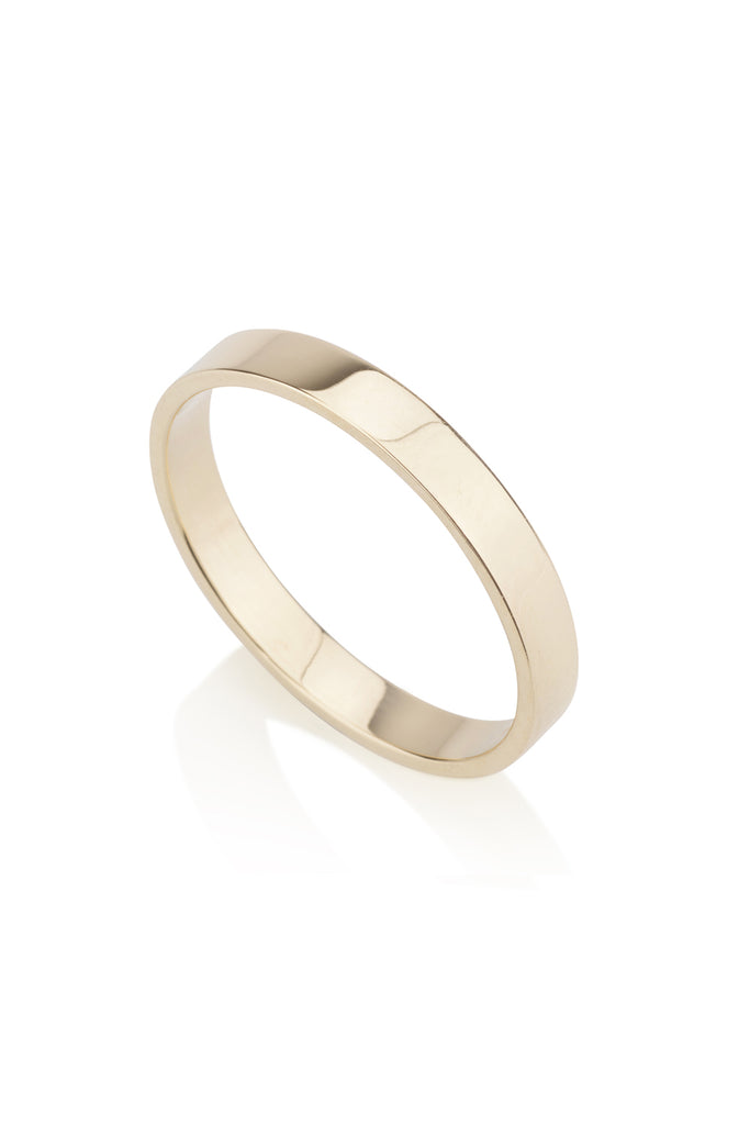 Adrian Ring / 14k solid gold