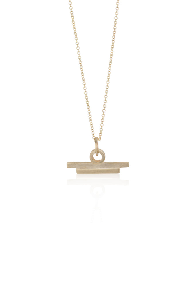 Juno Necklace 14k Gold