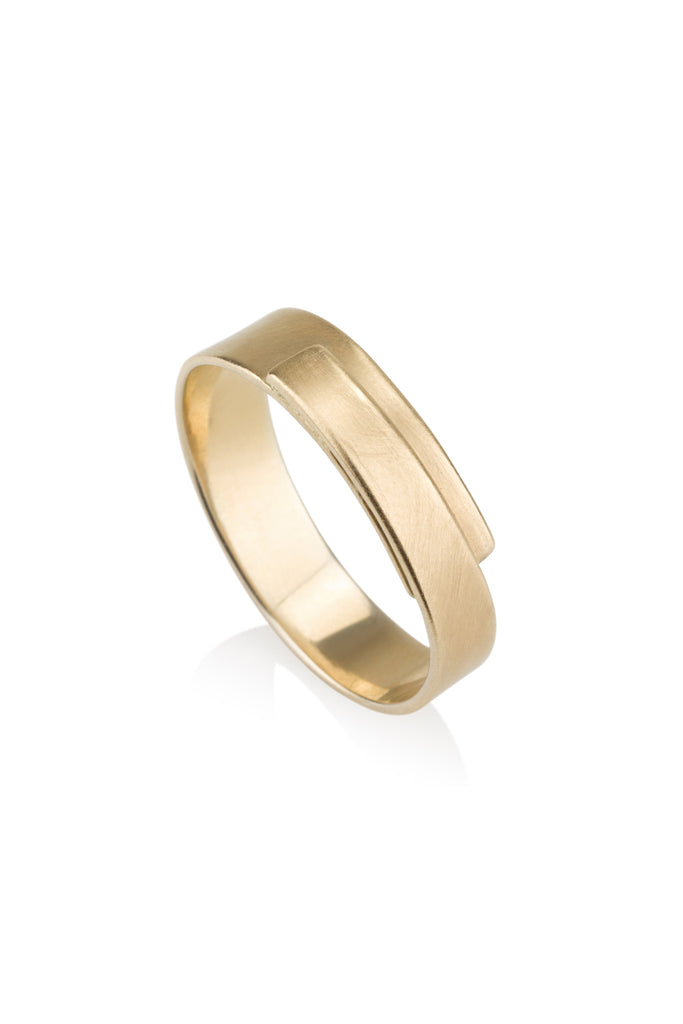 Ellie Ring / 14k solid gold