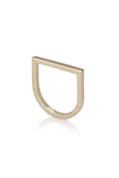 Milan Ring / 14k solid gold