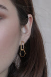 Mini Bobbi earrings / gold