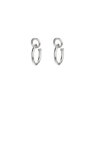 Mini Tami earrings / sterling silver 50% off FINAL SALE
