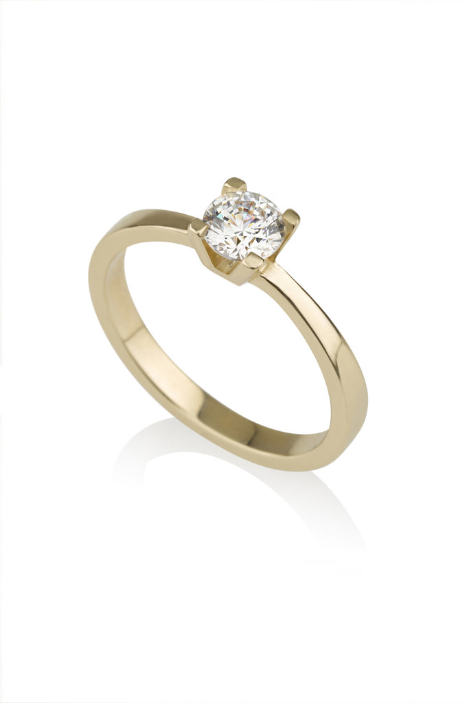 Shani Ring / Diamond Engagement Ring