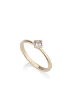 Stella Princess cut diamond ring