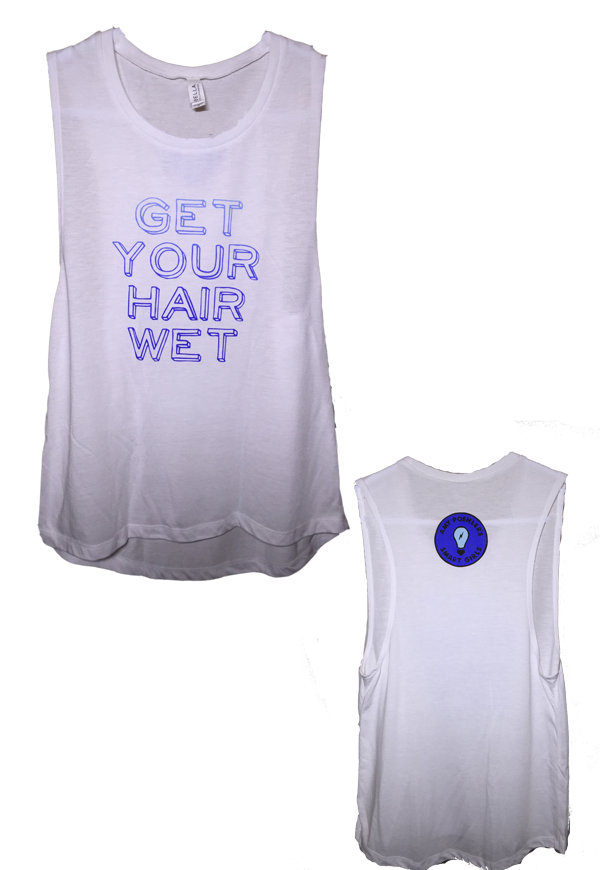 Get Your Hair Wet Tank Top