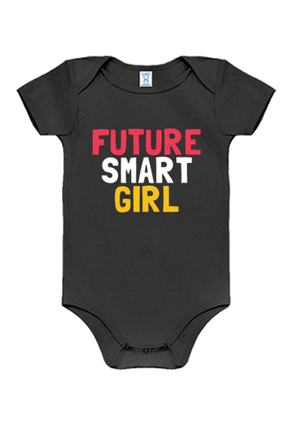 Future Smart Girl Onesie