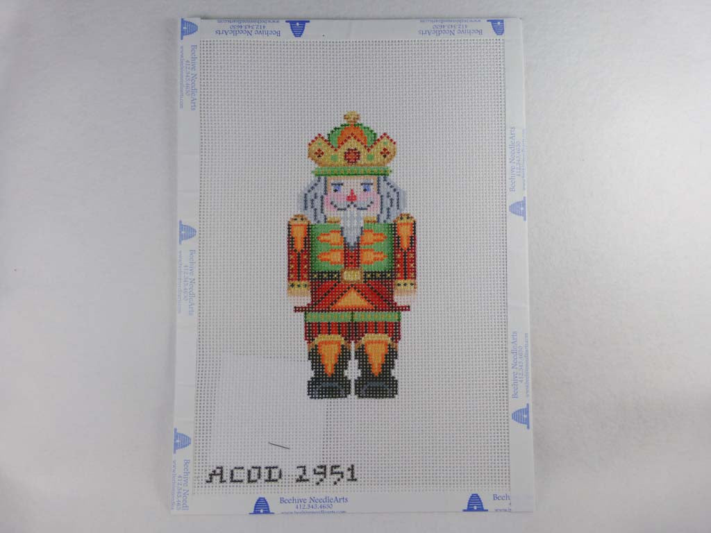 A Collection of Designs 2951 Nutcracker Red & Green