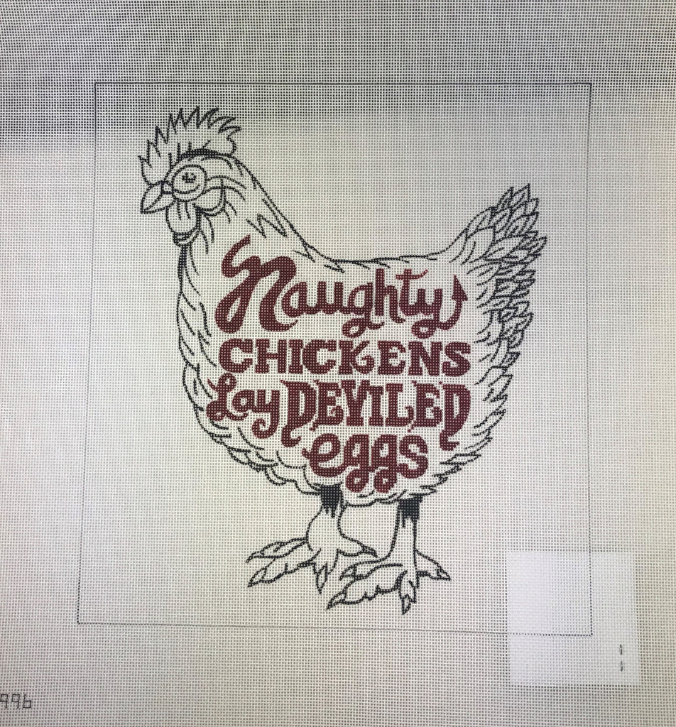Alice Peterson Company 2996 Naughty Chickens