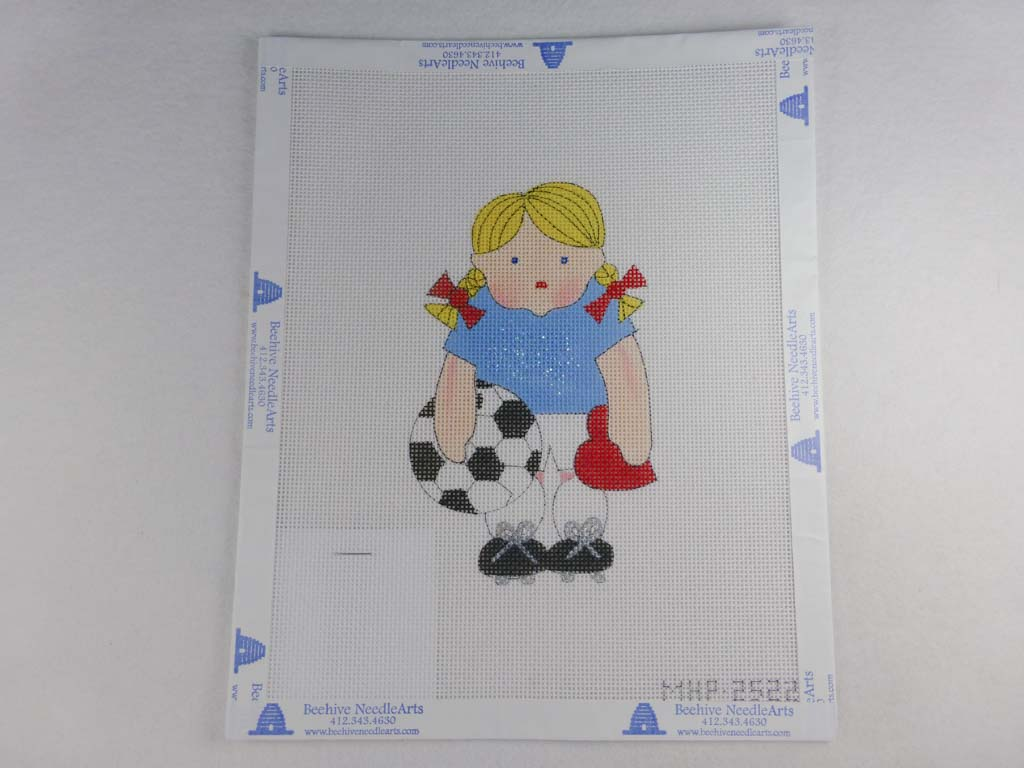 Artist Collection MHP-2522 Soccer Sandy