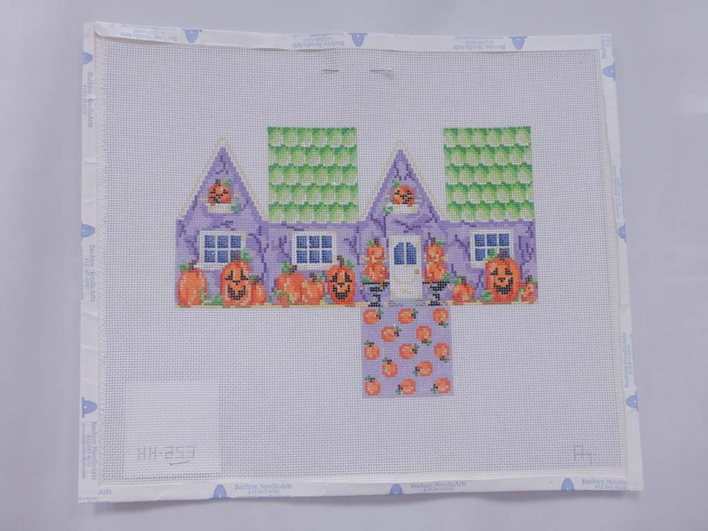 Associated Talents HH253 Halloween Cottage