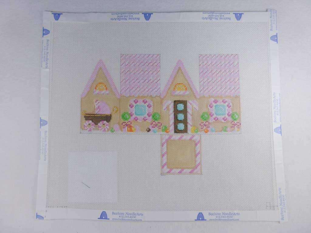 Associated Talents inc. HH128 Gingerbread Girls Cottage