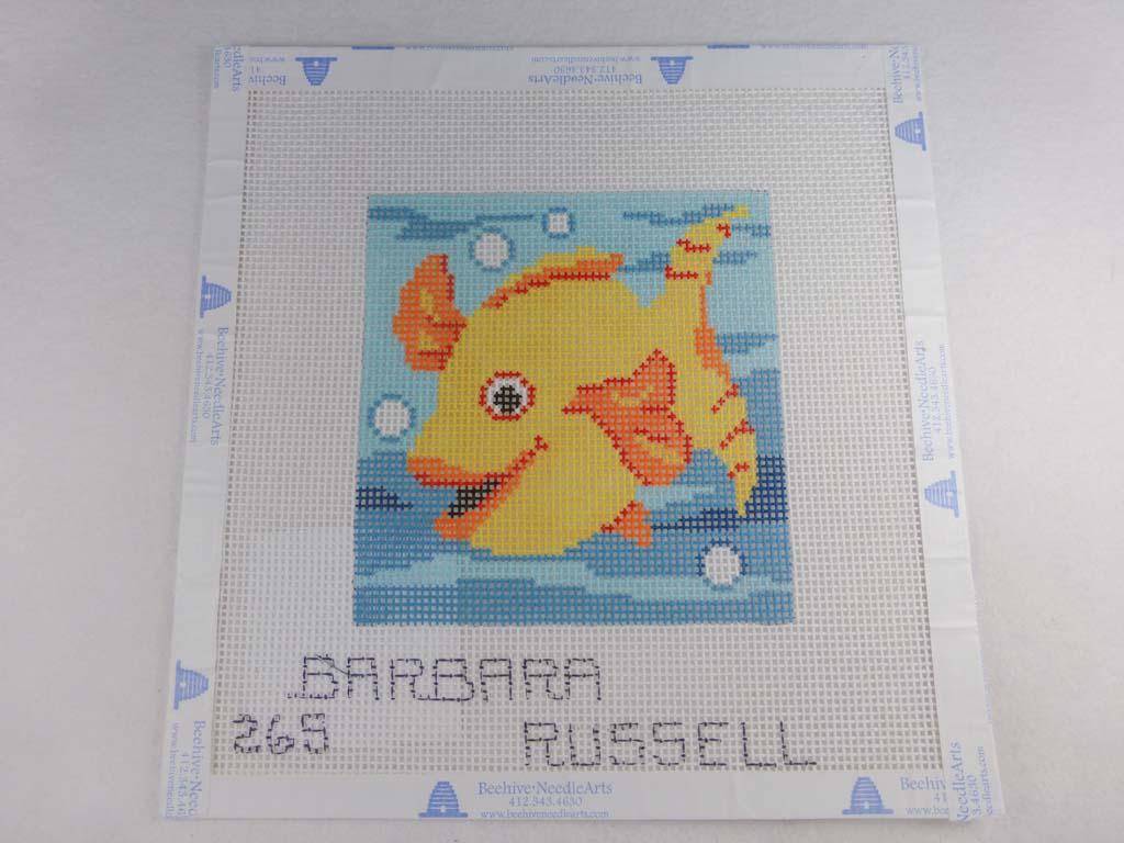 Barbara Russell BR265 Fish