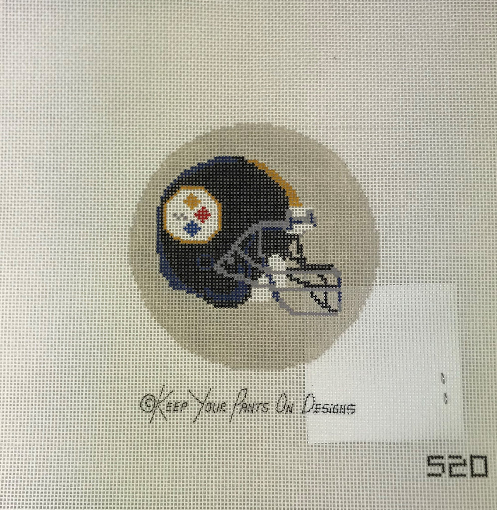 CBK Needlepoint Collections 136 520 Pittsburgh Steelers