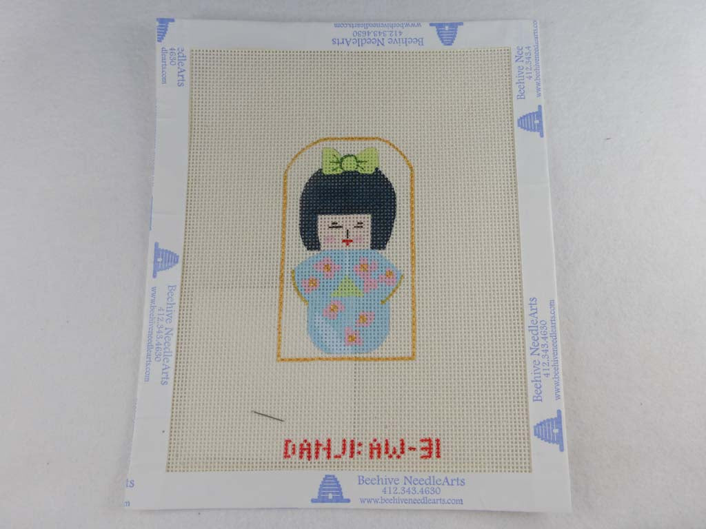 Danji Designs AW31 Mini Blue Geisha