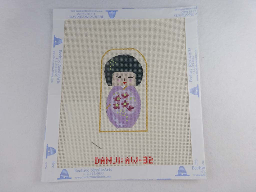 Danji Designs Mini Purple Geisha