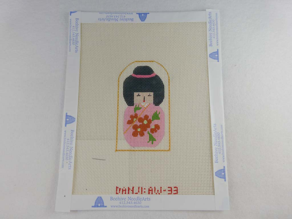 Danji Designs AW33 Mini Pink Geisha