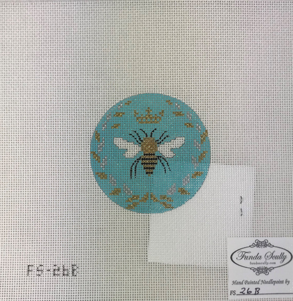 Funda Scully FS-26b Bee Round Blue