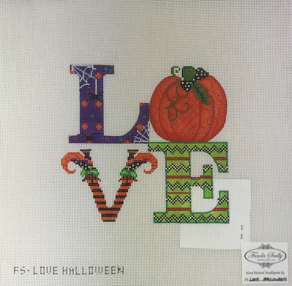 Funda Scully 183 FS-LOVEh Halloween Love