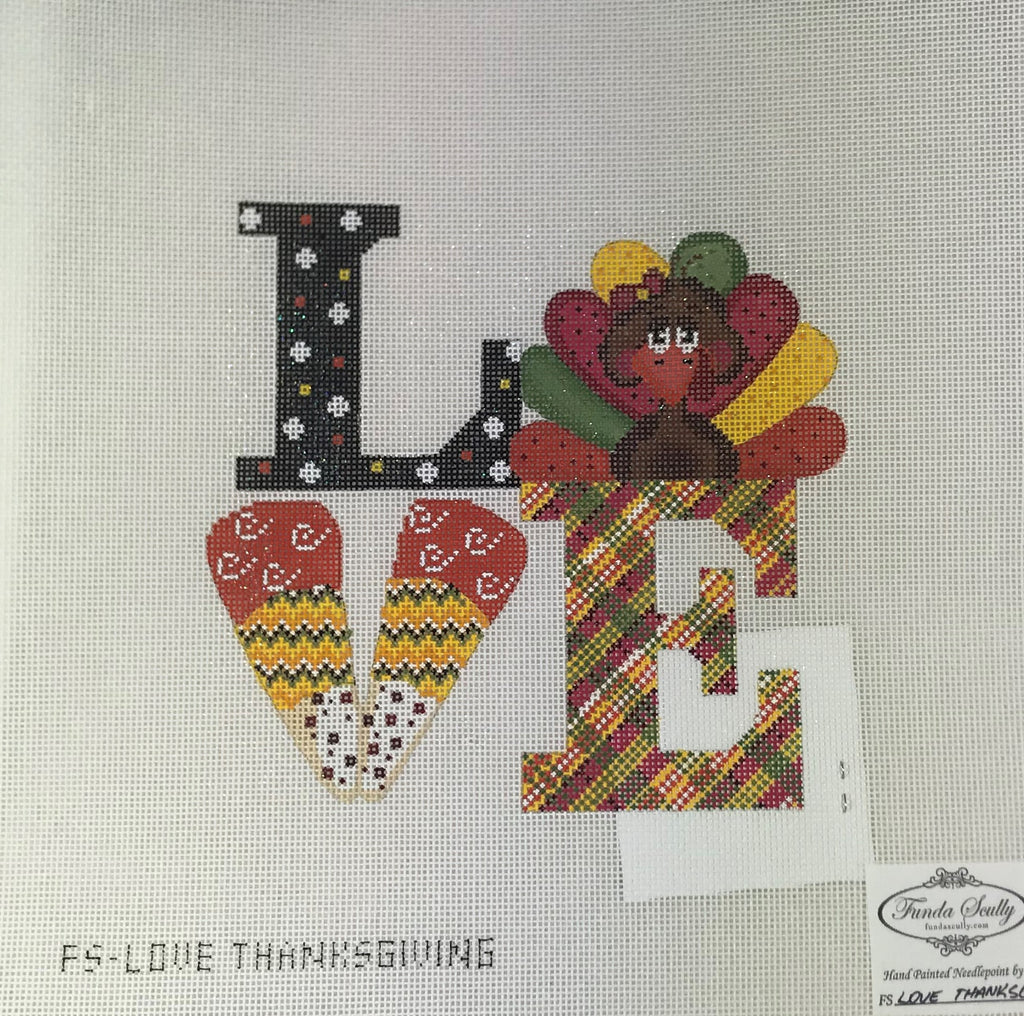 Funda Scully 183 FS-LOVE Thanksgiving Love