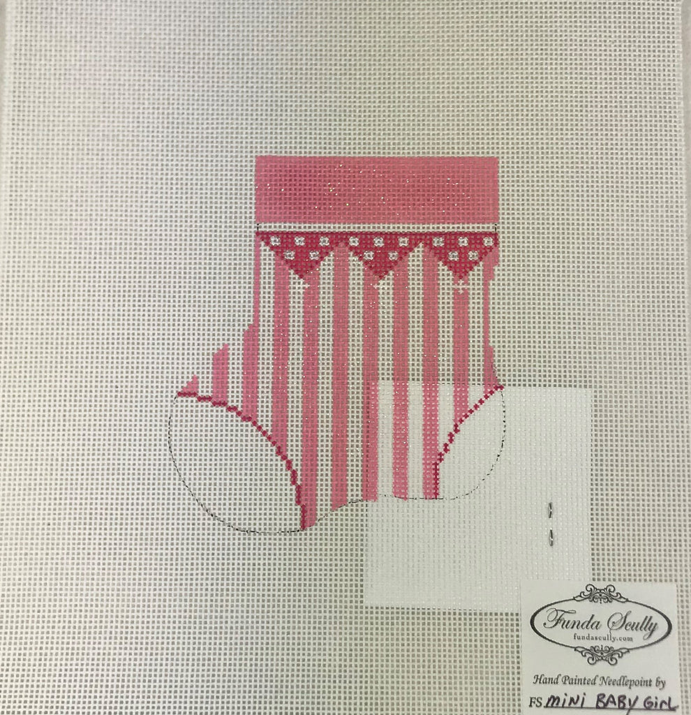 Funda Scully FS-M-BG Baby Girl Stocking