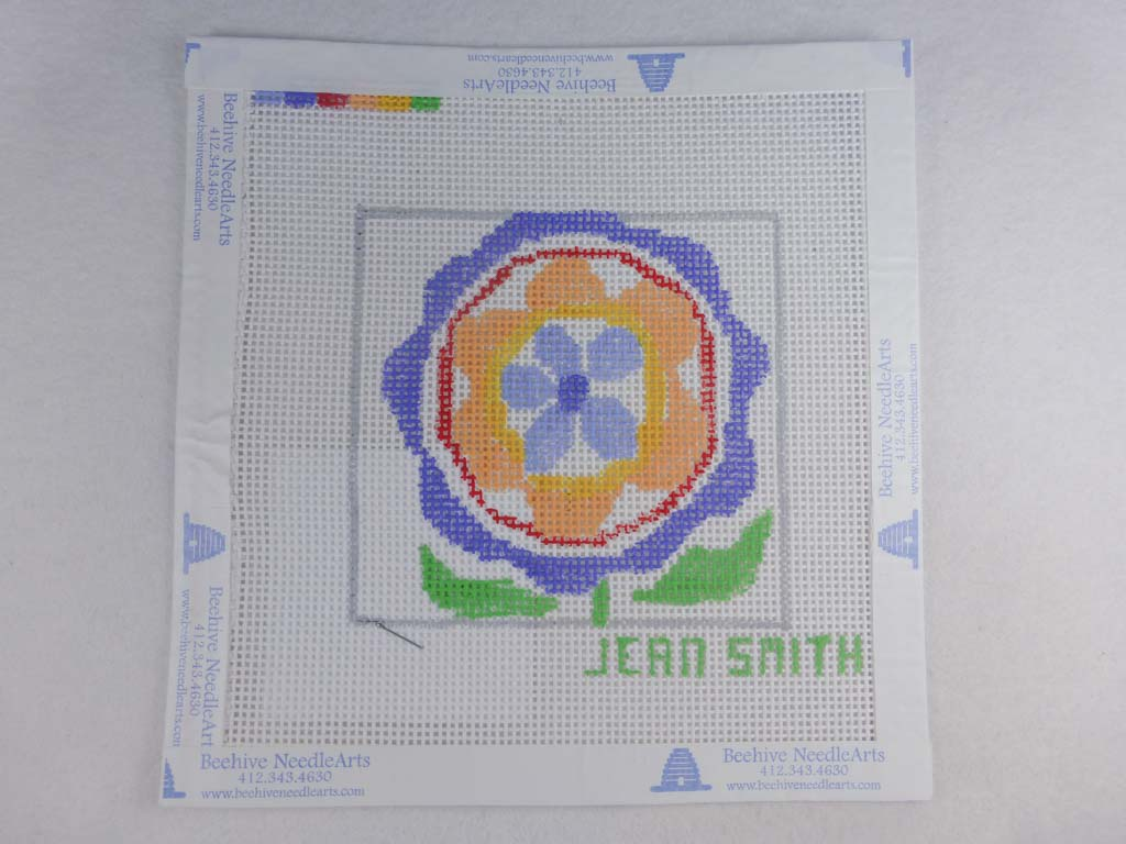 Jean Smith's Design 143E-2 Fanfare Coaster #2