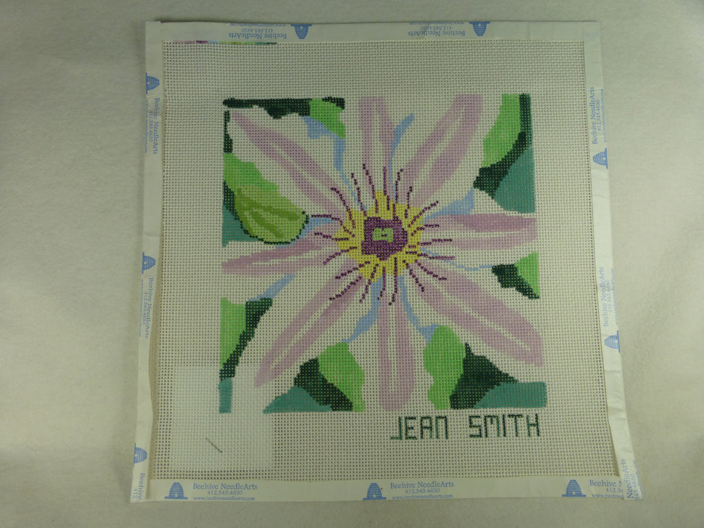 Jean Smith Design 155B-22 Clematis