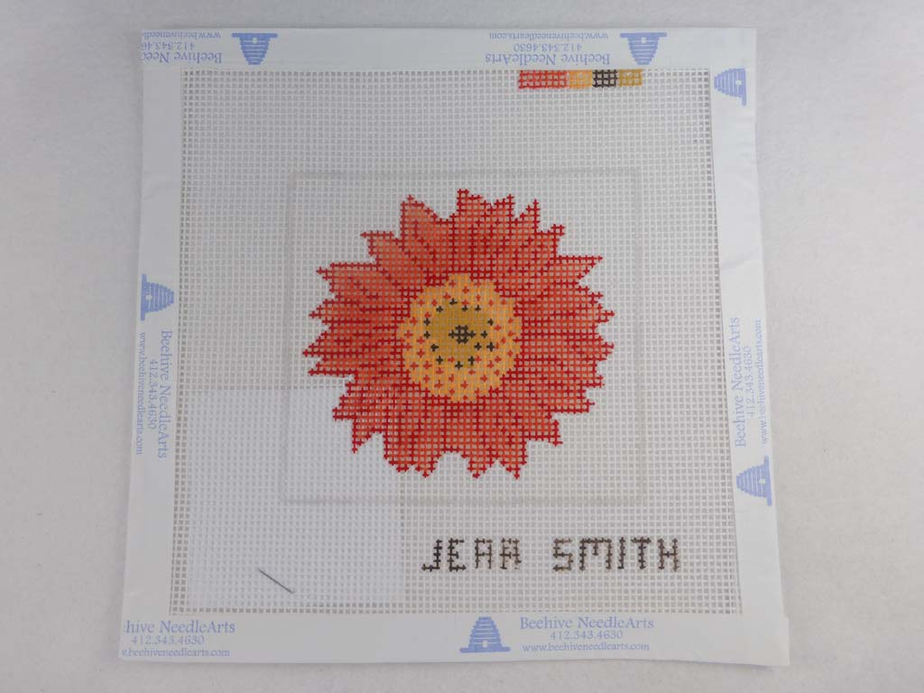 Jean Smith Design's 180A Pink Sunflower