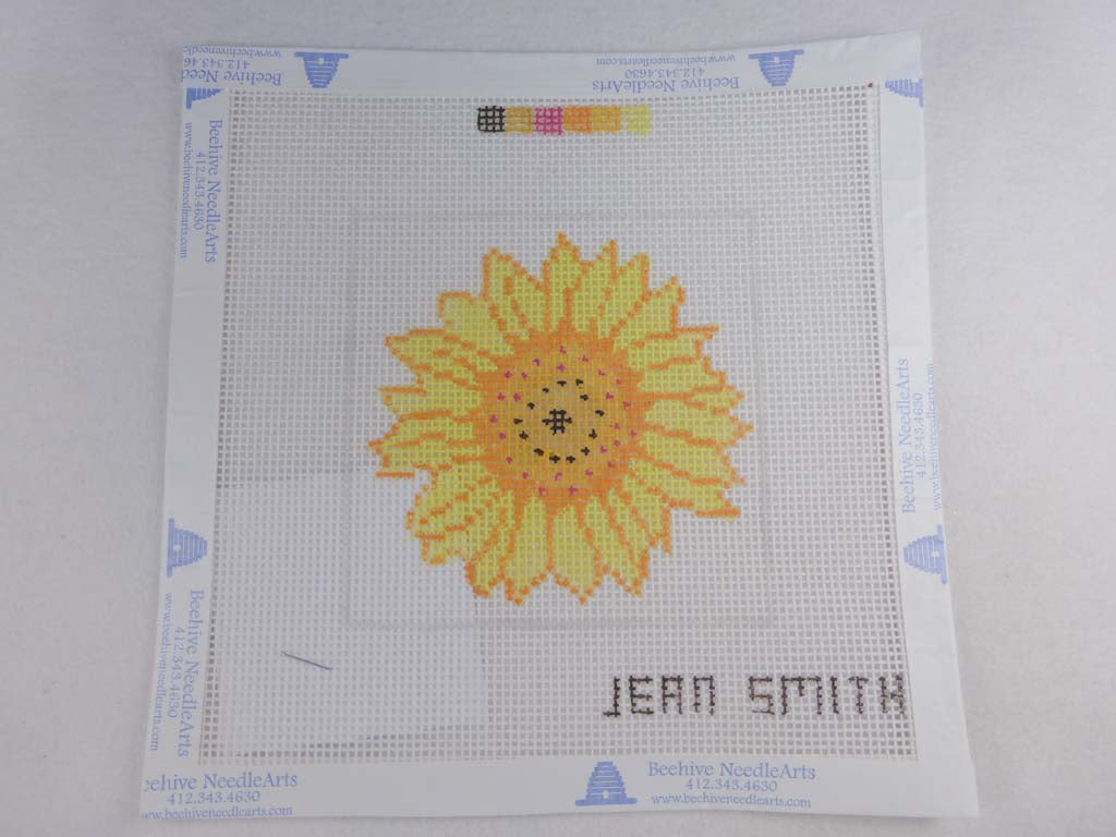 Jean Smith's Design 180B Gold Sunflower