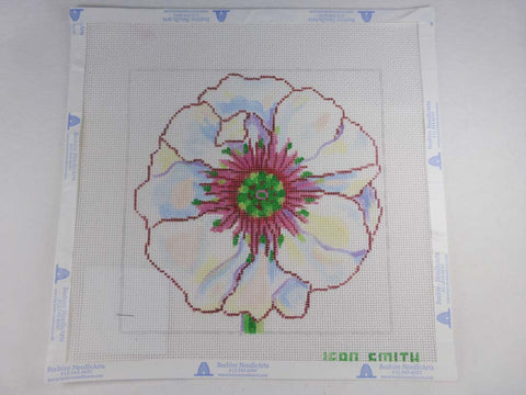 Jean Smith's Design 139 B26 White Poppy