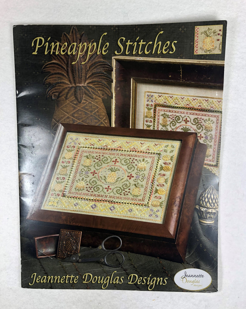Jeannette Douglas Designs JD061 Pineapple Stitches