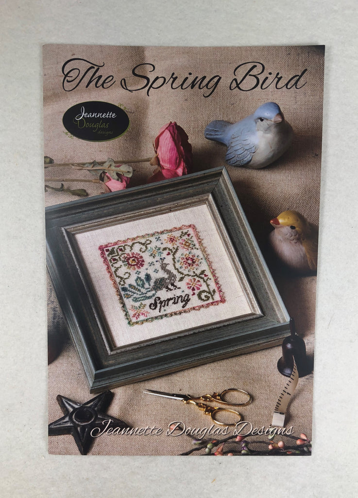 Jeannette Douglas Designs JD174 The Spring Bird