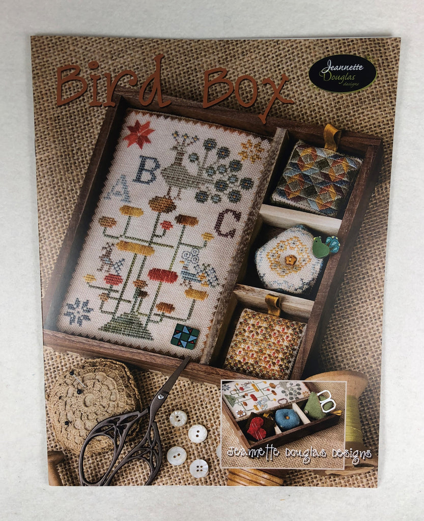 Jeannette Douglas Designs JD183 Bird Box