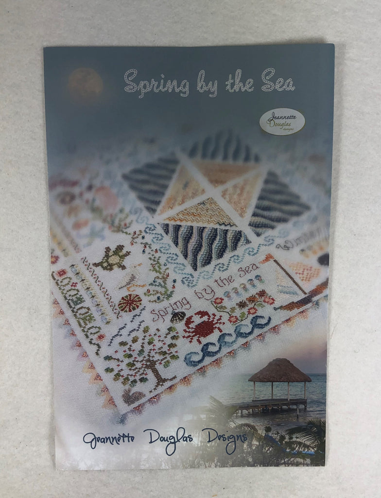 Jeannette Douglas Designs JD190 Spring by the Sea